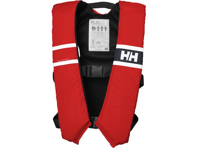 Helly Hansen Comfort Compact 50N Vest, alert red